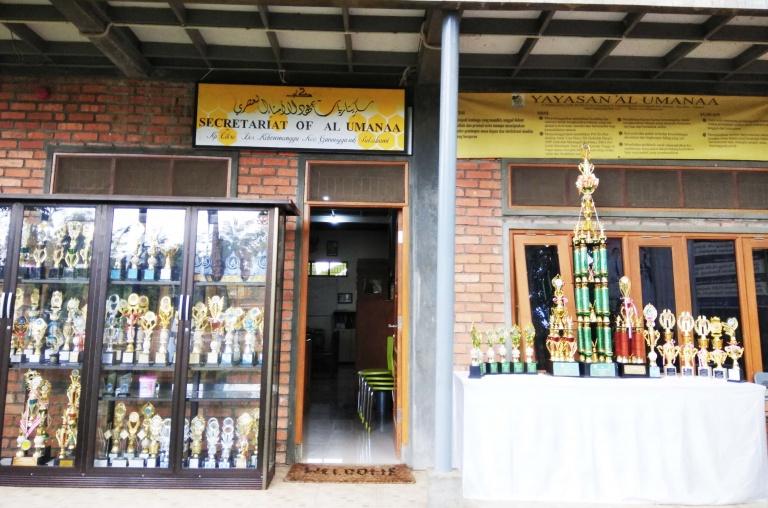 Gedung Sekretariat